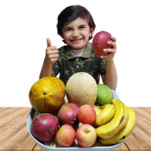 clasificacion de frutas